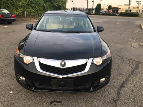 2010 Acura TSX for sale at Tort Global Inc in Teterboro NJ