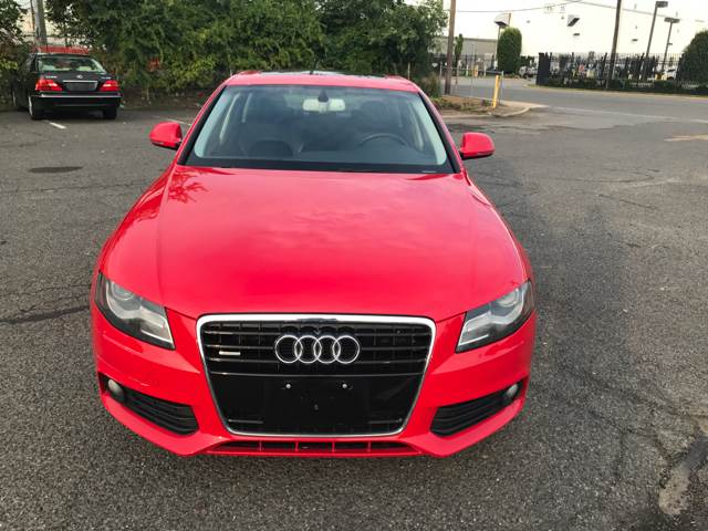 2009 Audi A4 for sale at Tort Global Inc in Teterboro NJ