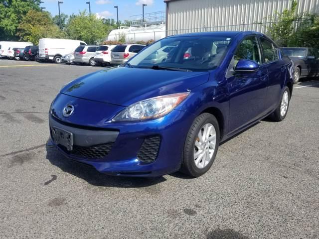 2012 Mazda MAZDA3 for sale at Tort Global Inc in Teterboro NJ