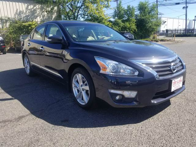 2015 Nissan Altima for sale at Tort Global Inc in Teterboro NJ