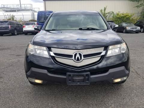 2007 Acura MDX for sale at Tort Global Inc in Teterboro NJ
