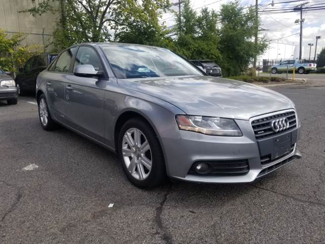 2010 Audi A4 for sale at Tort Global Inc in Teterboro NJ