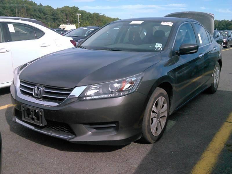 2013 Honda Accord for sale at Tort Global Inc in Teterboro NJ