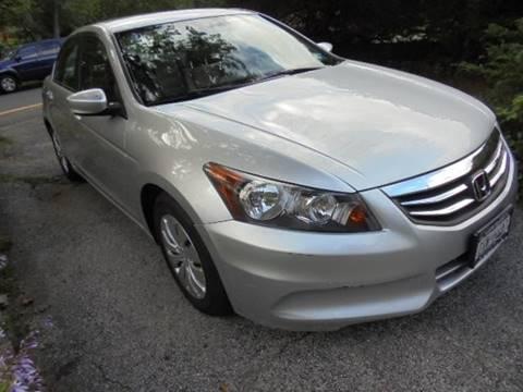 2012 Honda Accord for sale at Tort Global Inc in Teterboro NJ