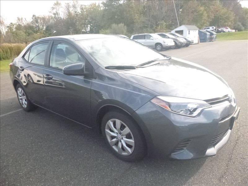 2015 Toyota Corolla for sale at Tort Global Inc in Teterboro NJ