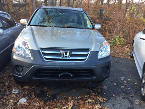 2006 Honda CR-V for sale in Teterboro, NJ