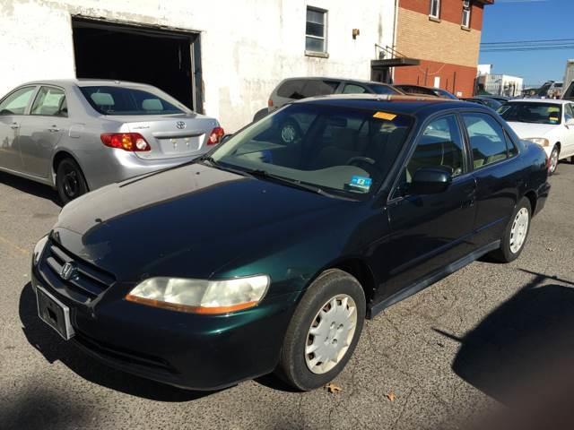 2001 Honda Accord For Sale At Tort Global Inc In Teterboro NJ