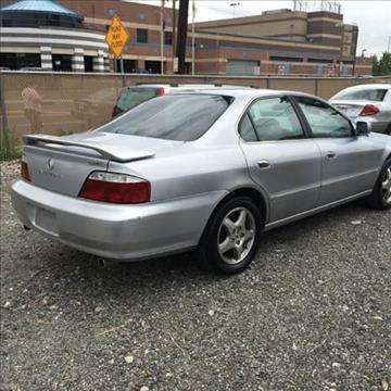 2002 Acura TL 32