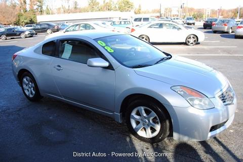 2008 Nissan Altima for sale in Richmond VA