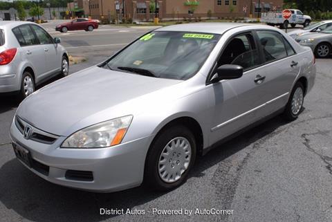 2006 Honda Accord for sale in Richmond, VA