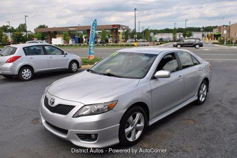 2011 Toyota Camry for sale in Richmond VA