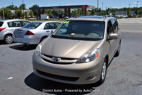2006 Toyota Sienna for sale in Richmond, VA