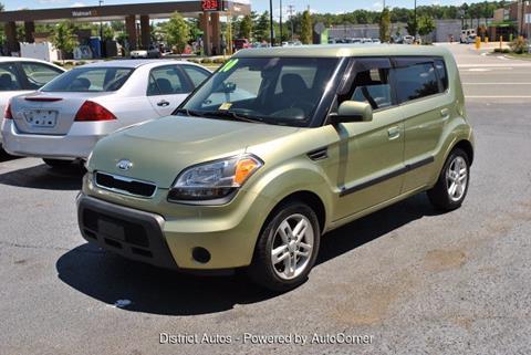 2010 Kia Soul for sale in Richmond VA