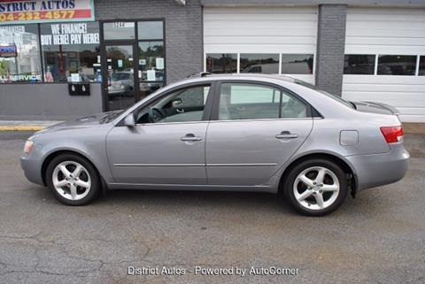 2008 Hyundai Sonata for sale in Richmond VA