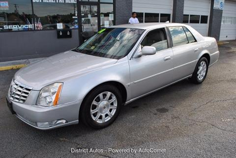 2010 Cadillac DTS for sale in Richmond, VA