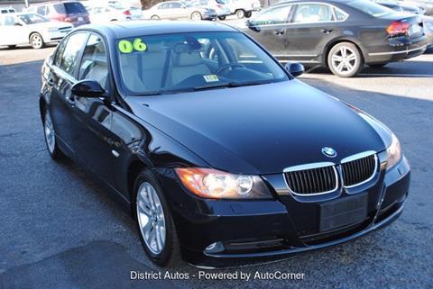 2006 BMW 3 Series for sale in Richmond, VA