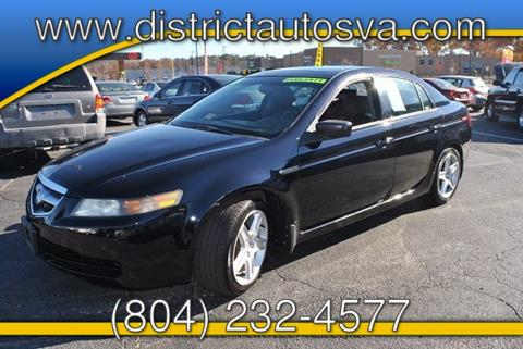 Used Cars Richmond Used Pickups For Sale Ashland VA Mechanicsville - Acura dealership in richmond va