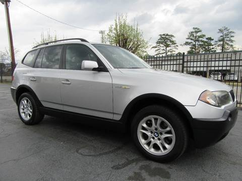 2005 BMW X3 for sale in Peachtree Corners, GA