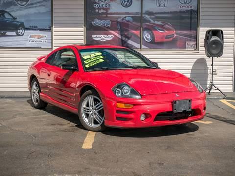 2003 Mitsubishi Eclipse for sale in Franklin Park, IL