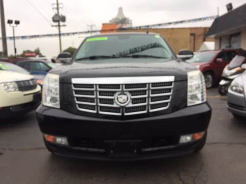 2007 Cadillac Escalade ESV for sale in Franklin Park, IL