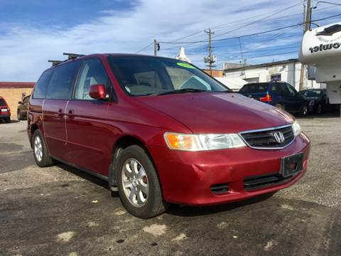 2004 Honda Odyssey for sale in Franklin Park, IL