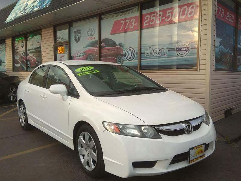 2011 Honda Civic For Sale At EL SOL AUTO MART In Franklin Park IL