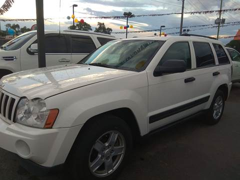 2006 Jeep Grand Cherokee for sale at TOP YIN MOTORS in Mount Prospect IL
