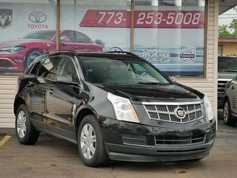 2011 Cadillac SRX for sale at EL SOL AUTO MART in Franklin Park IL