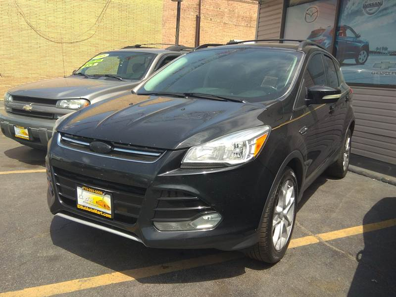 2013 Ford Escape for sale at TOP YIN MOTORS in Mount Prospect IL