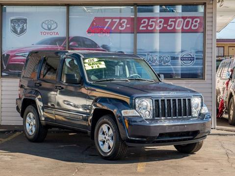 2008 Jeep Liberty for sale at EL SOL AUTO MART in Franklin Park IL