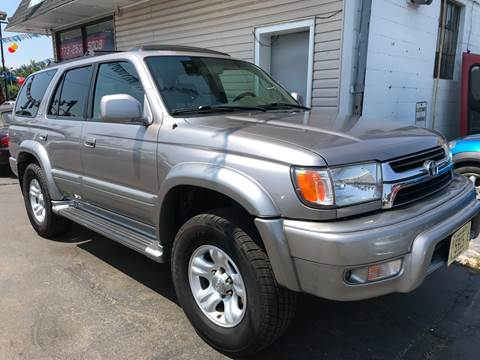 2002 Toyota 4Runner for sale at TOP YIN MOTORS in Mount Prospect IL
