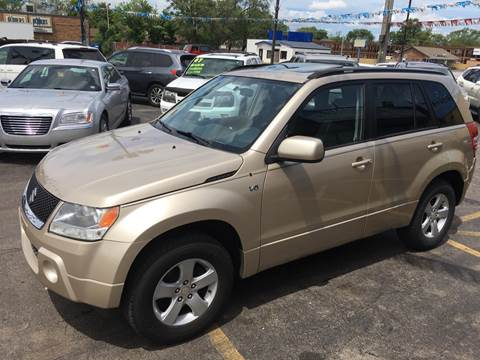 2008 Suzuki Grand Vitara for sale in Franklin Park, IL