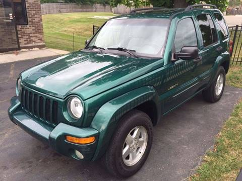 2004 Jeep Liberty for sale at EL SOL AUTO MART in Franklin Park IL