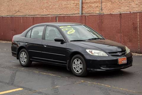 2005 Honda Civic for sale in Franklin Park, IL