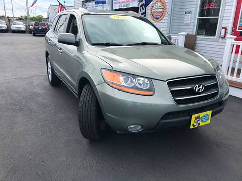 2008 Hyundai Santa Fe for sale in Newburyport, MA