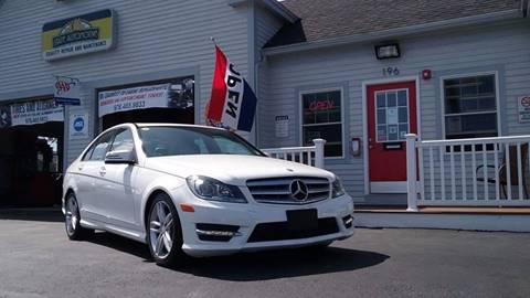 2013 Mercedes-Benz C-Class for sale in Newburyport, MA