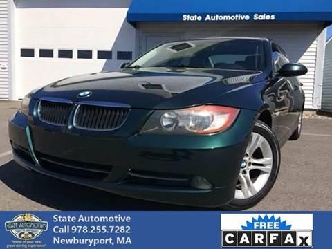 State Automotive Sales - Auto Financing - Newburyport MA Dealer