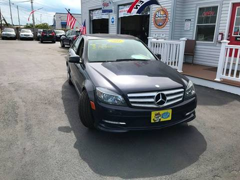 2011 Mercedes-Benz C-Class for sale in Newburyport, MA