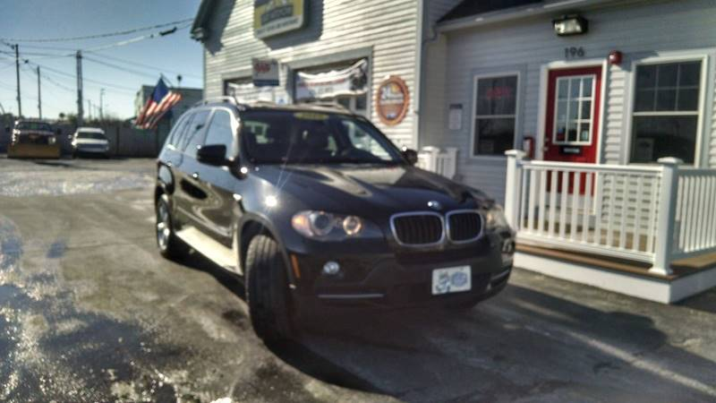 Bmw X AWD XDrivei Dr SUV In Newburyport MA State - Bmw 2010 suv