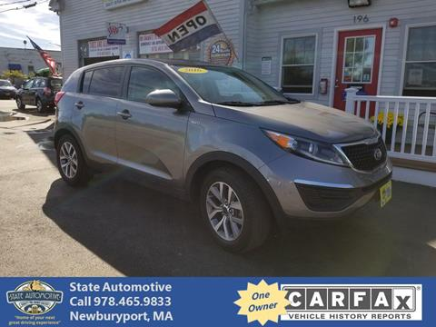 used cars for sale in newburyport, ma carsforsale com®2016 kia sportage for sale in newburyport, ma