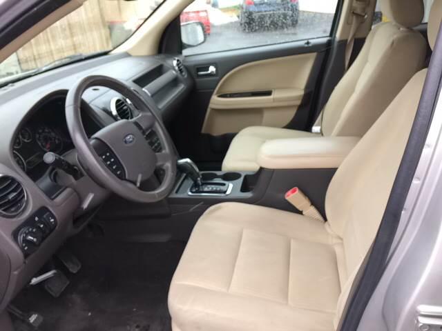 2008 Ford Taurus X Limited 4dr Wagon In Newburyport MA  State