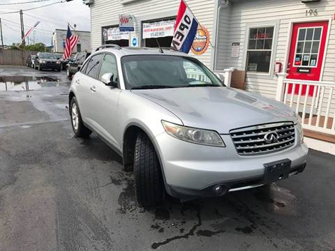 2006 Infiniti FX35 for sale in Newburyport, MA