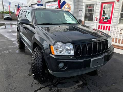 2007 Jeep Grand Cherokee for sale in Newburyport, MA