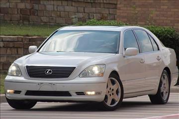 2005 Lexus LS 430 for sale in Mckinney, TX