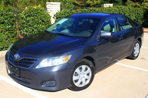 2010 Toyota Camry for sale in Mckinney, TX