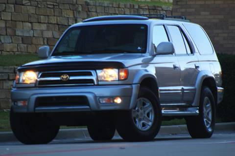2000 Toyota 4Runner for sale in Mckinney, TX