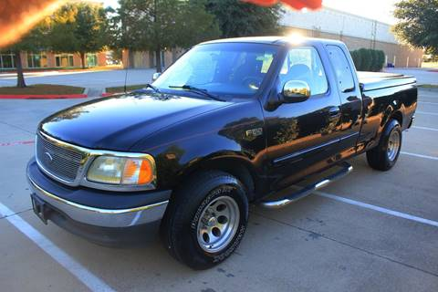 2000 Ford F-150 for sale in Mckinney, TX