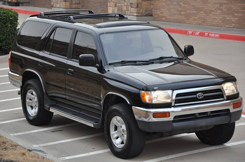 1998 Toyota 4Runner 4dr SR5 4WD SUV   Mckinney TX
