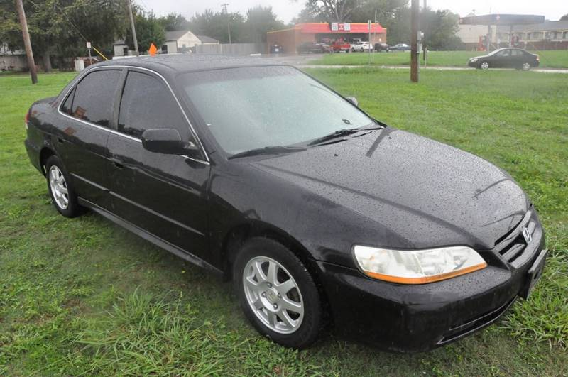2002 Honda Accord EX 4dr Sedan   Mckinney TX