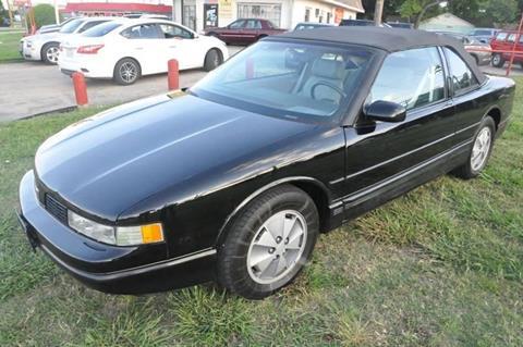 1991 Oldsmobile Cutlass Supreme for sale in Mckinney, TX